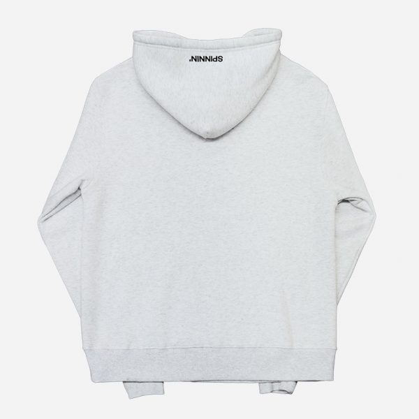 Spinnin-records-white-hoodie-back-3
