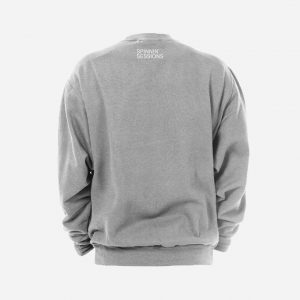 Spinnin-Session-Grey-sweater-back