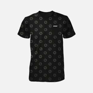 Spinnin-records-all-over-tee