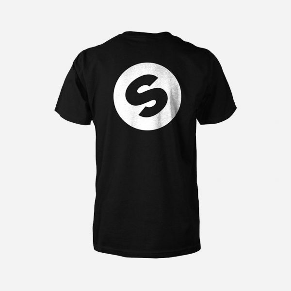 long-tee-black-spinnin-records-back